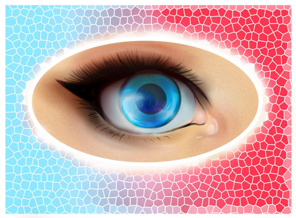 Eye  Test by Oskar-Draws