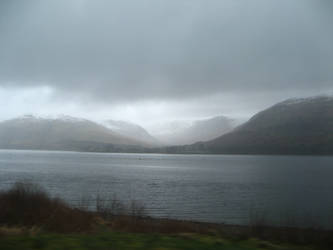 Loch Linnhe by accidentalpicasso