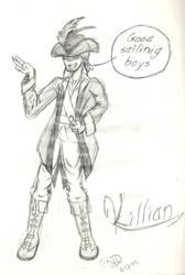 Killian by bandgeek4evur