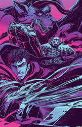 Team Guts ALTERNATE COLOR by RedStarship