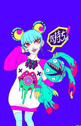 Mickey Sailor Buns