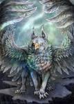 Adar Llwch Gwin by ccjellis