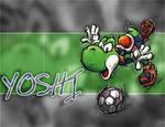Mario Strikers: Yoshi
