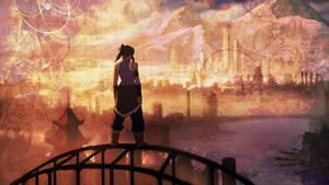 Legend Of Korra Wallpaper