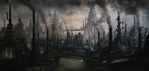 SteamCity by NatMonney