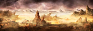 Hell's Landscape