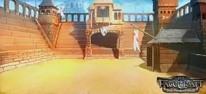 FateCraft - The Therian Saga - Arena Illustration