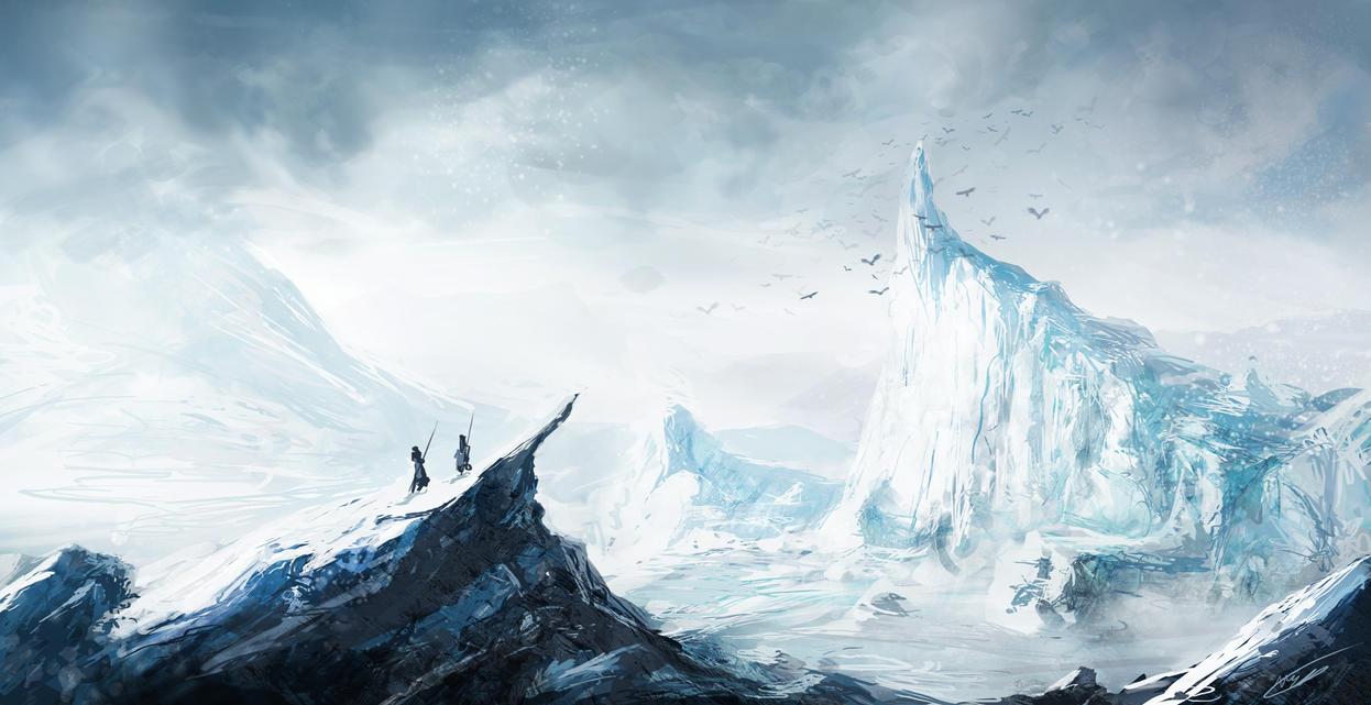 Frozen Birds Pic by NatMonney