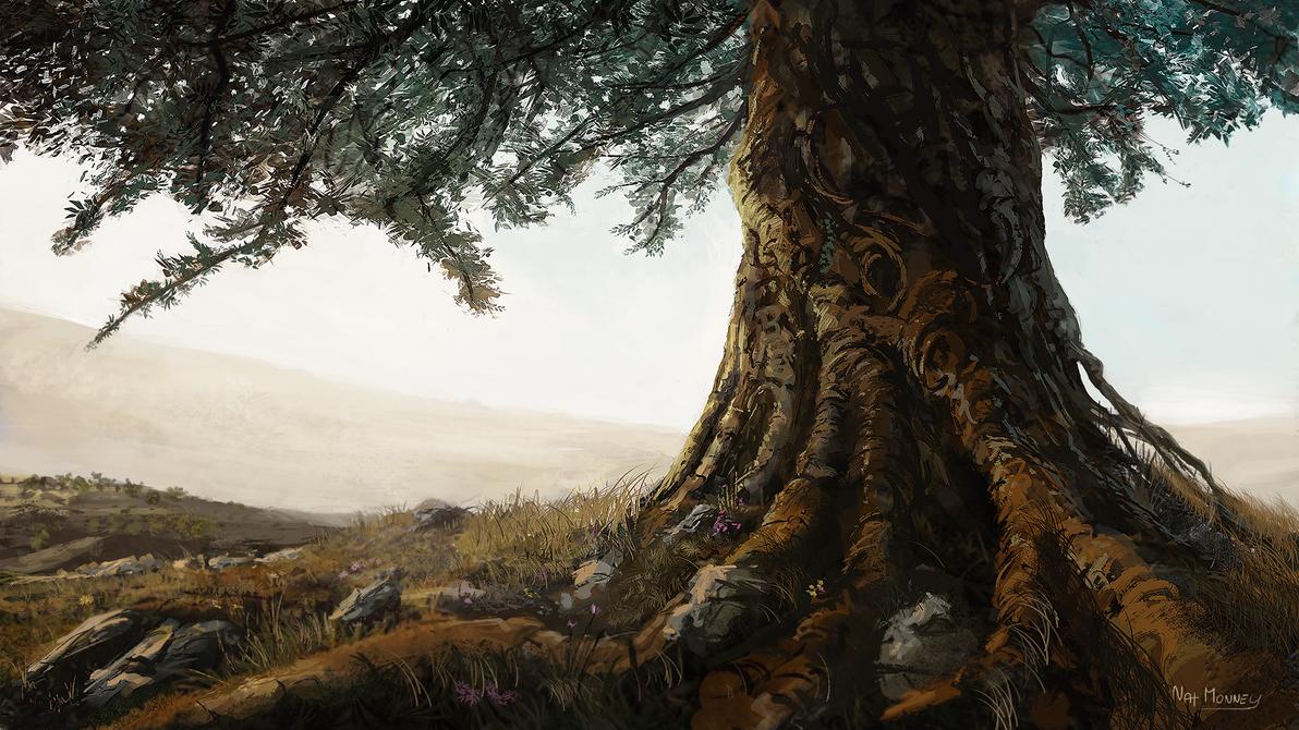 Guardian Tree by NatMonney