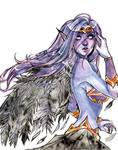 Morgana fanart by NamdYaIllust