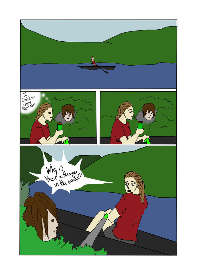 Rowing problems by girlr0wer