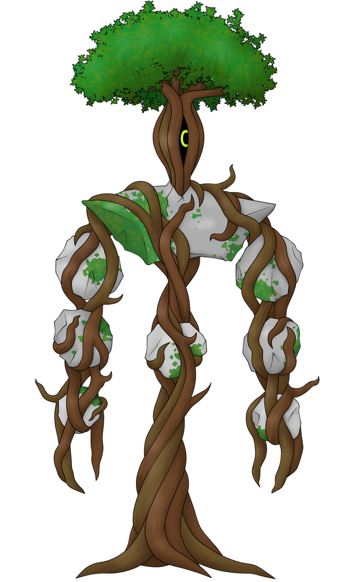 The Treant by R-Poole