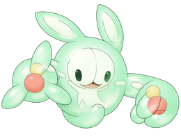 Reuniclus by R-Poole