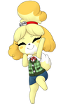 Cheery Isabelle