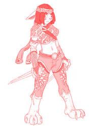 Dynasty Warriors: Laxan by Laxan-Enore