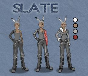 Slate - RWBY OC