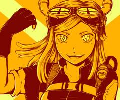 + mechanic + by Ma-ze-ru