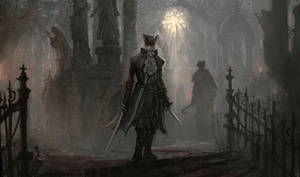 BLOOD-SOAKED HUNT - LADY MARIA