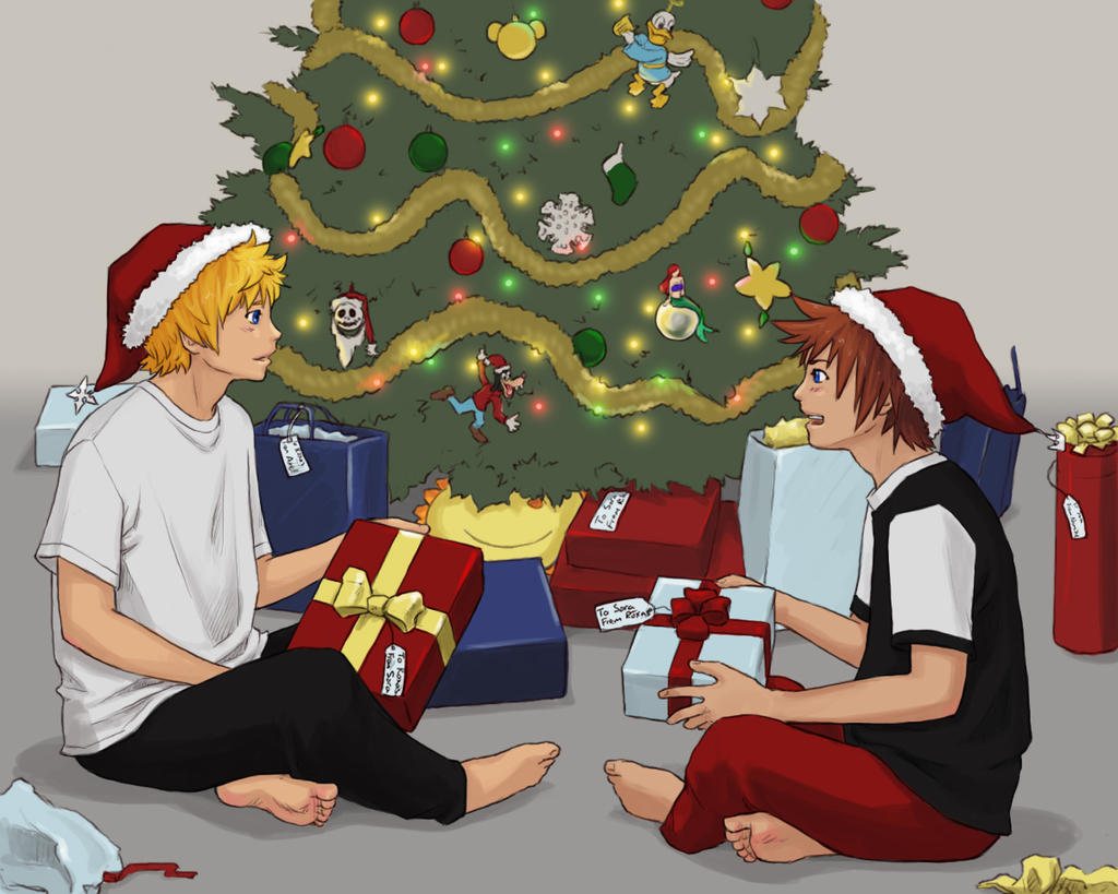 KH - Christmas Day by yinza