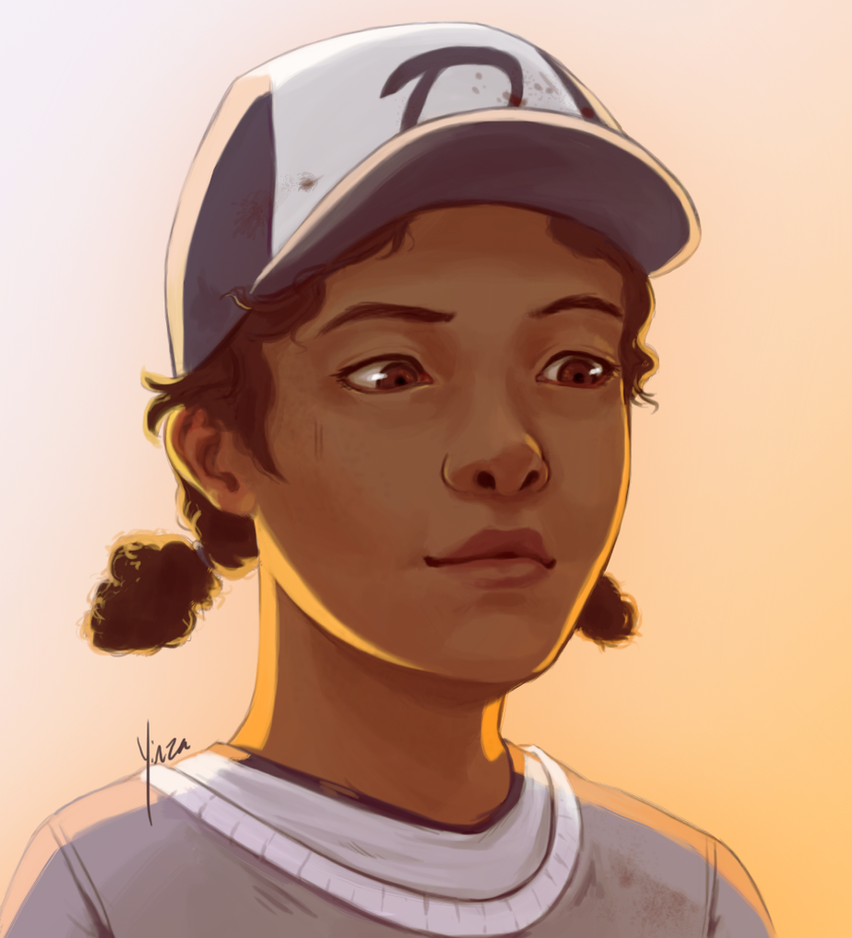 Clementine By Yinza On DeviantArt