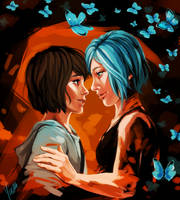 Life Is Strange by yinza