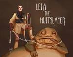 Leia the Huttslayer