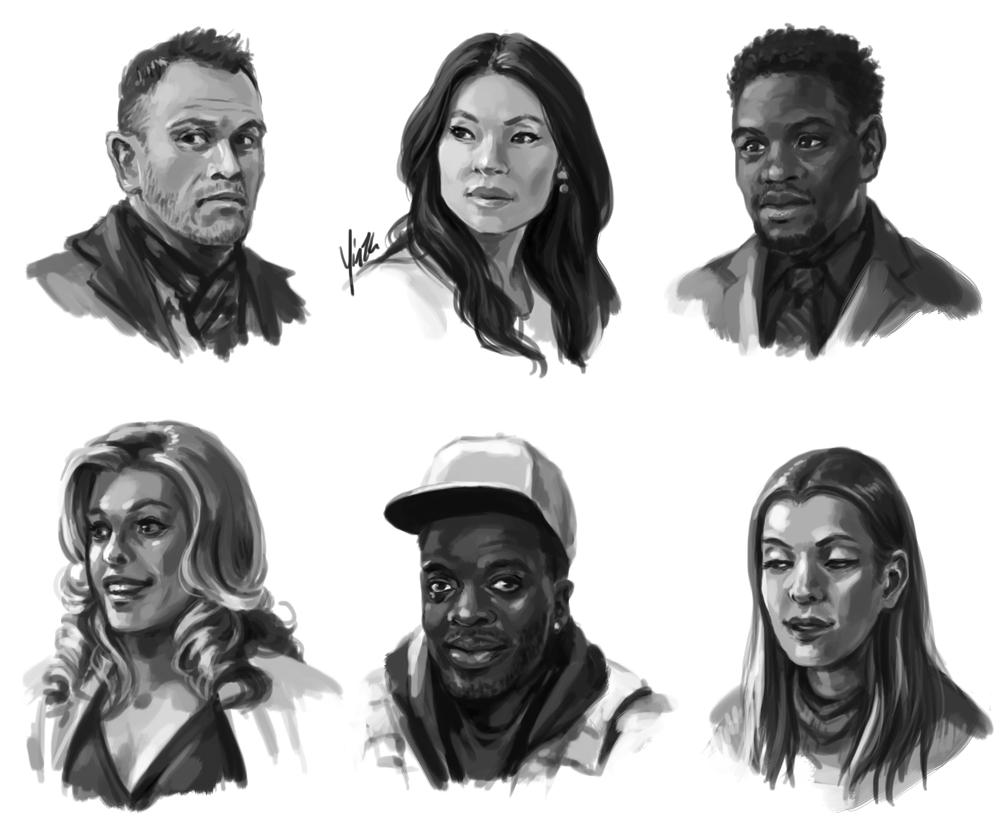 Elementary Portraits