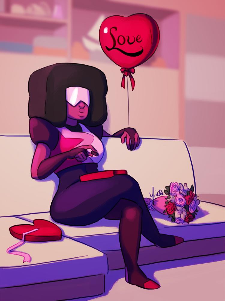 Garnet's Valentine's Day