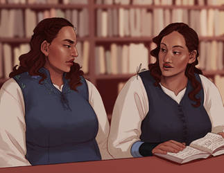 Sisters by yinza