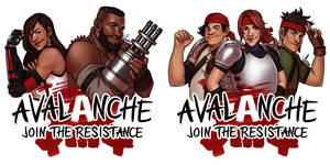 AVALANCHE: Join the Resistance