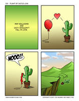 021 - Plight of Cactus Love by Poorboy-Comics