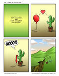 021 - Plight of Cactus Love