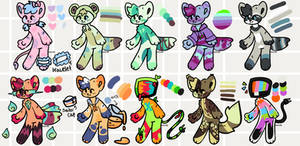 $1/80 Point Anthro Adopts   CLOSED