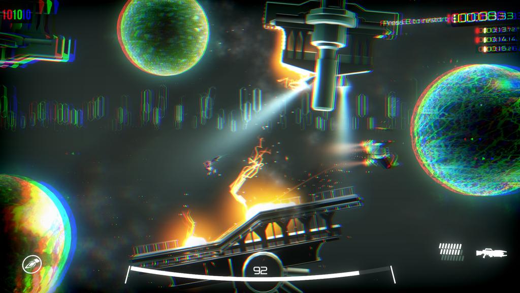 Orbital Gear, Trails mode by crylar