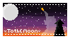 To The Moon [Stamp] by sleepy-sounds