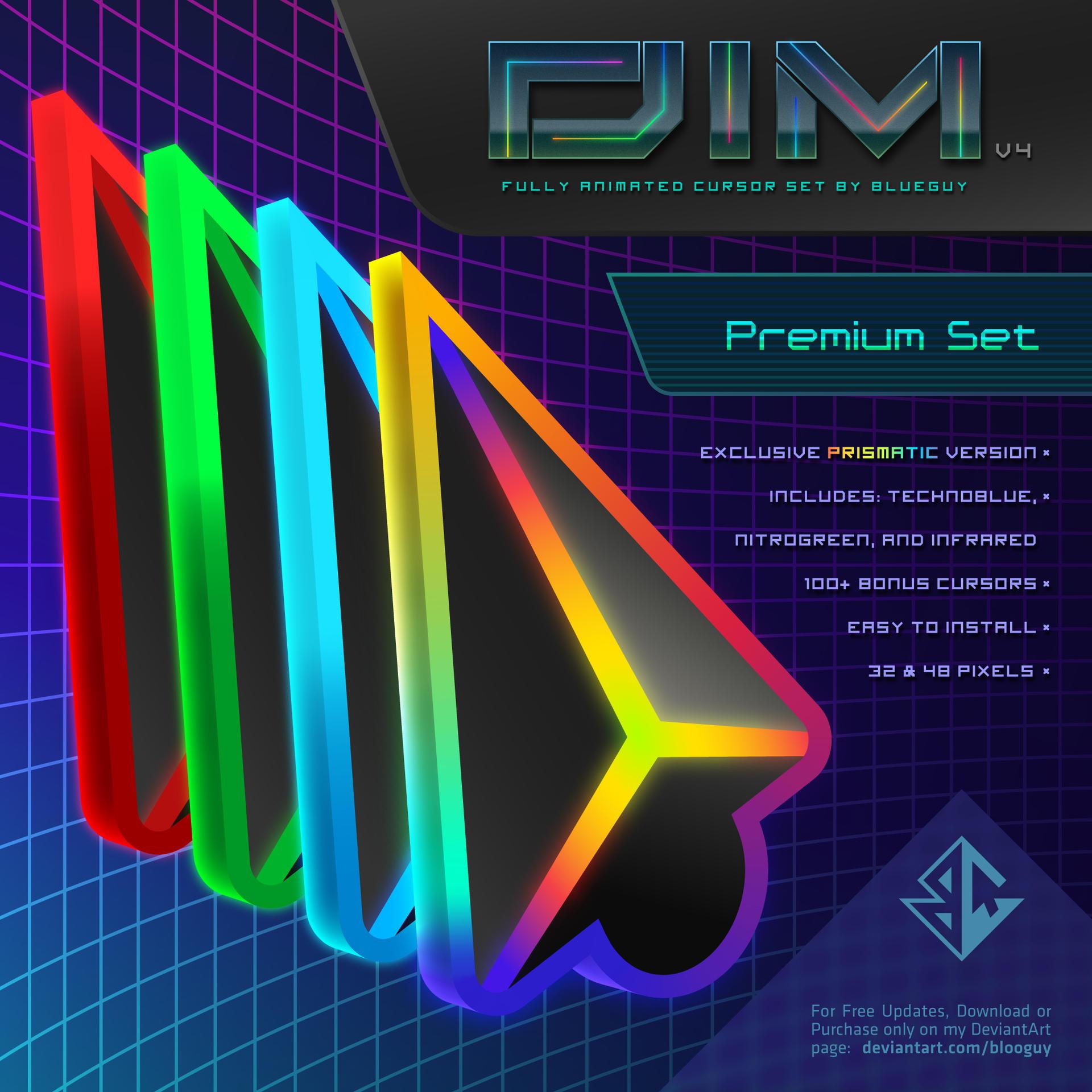 DIM v4 | Premium Set