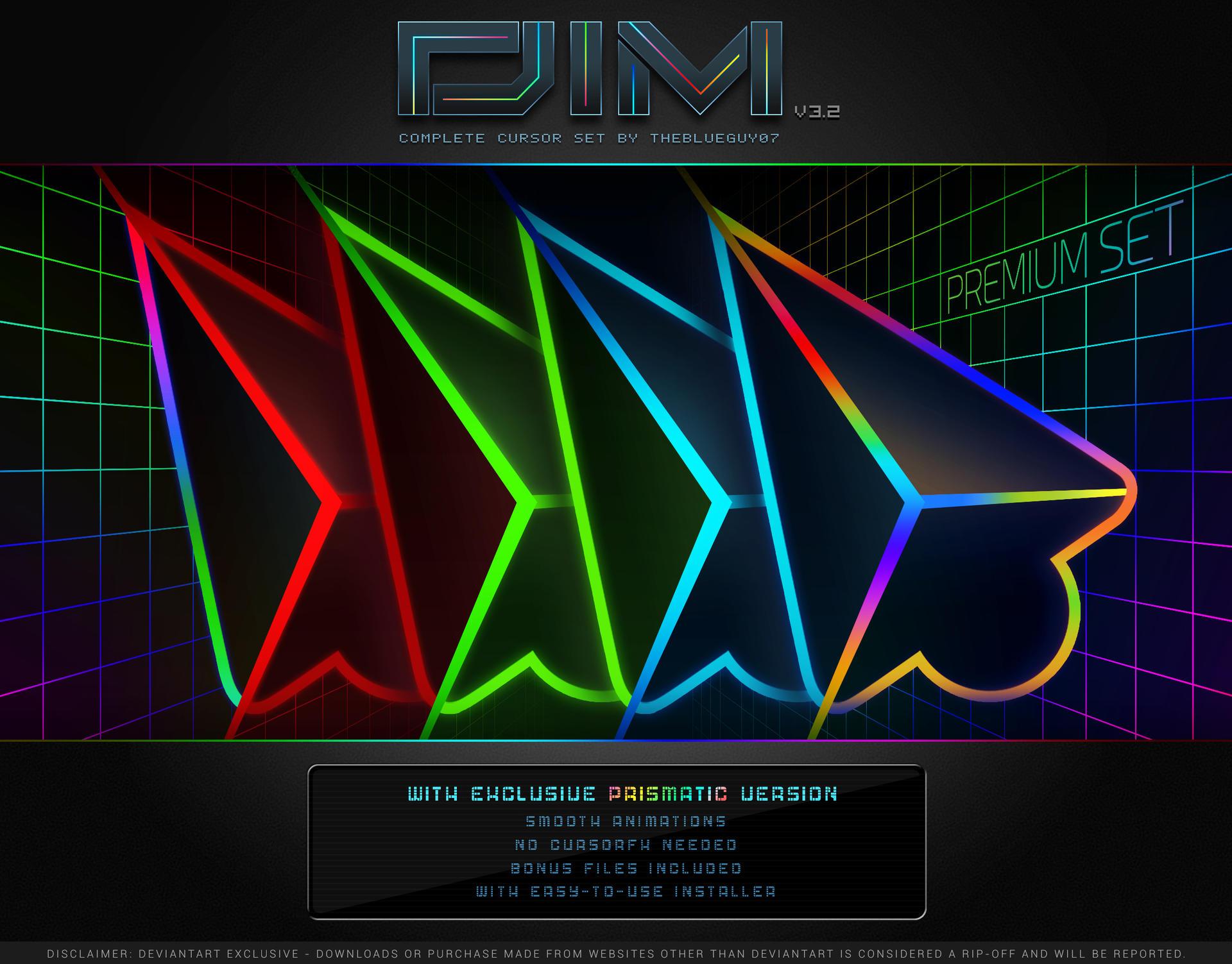 DIM v3.2 | Premium Set by BlooGuy
