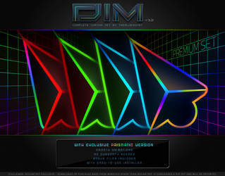 DIM v3.2 | Premium Set by BlooGuy