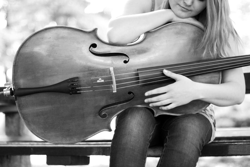 Musician. by knofla