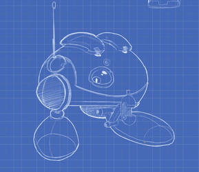 Learning mecha attempt 3: Rabbot by D1gg3R101