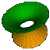 K3DSurf Icon by linux-rules