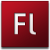 Adobe Flash Professional CS3 Icon