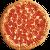 Pepperoni Pizza Icon