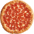 Pepperoni Pizza Icon