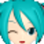 MikuMikuDance (DirectX9 Ver.) Icon by linux-rules