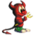 BSD Daemon Icon mid