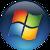 Windows Vista / 7 (button) Icon