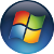 Windows Vista / 7 (button) Icon by linux-rules