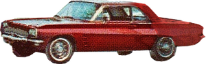 Red Car (stock)