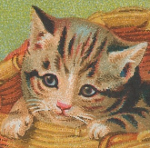 Loveable Kitten Icon ultrabig by linux-rules